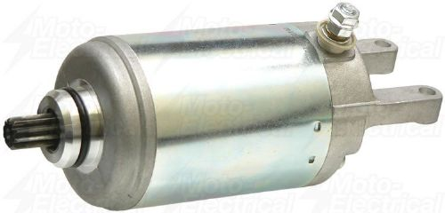 Honda ATC 250ES Big Red (1985-86) Starter Motor